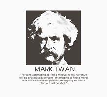 Mark_Twain Quote Unisex T-Shirt