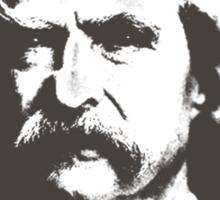 Mark_Twain Quote Sticker