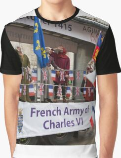 The Lord Mayor's Show in London is the world's largest unrehearsed procession Graphic T-Shirt