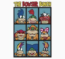 The Bowser Bunch One Piece - Long Sleeve