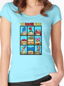 The Bowser Bunch Women's Fitted Scoop T-Shirt
