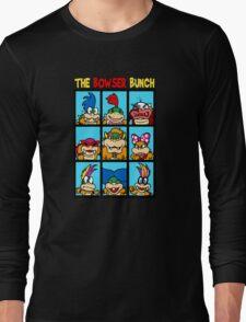 The Bowser Bunch Long Sleeve T-Shirt