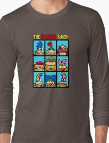 The Bowser Bunch Long Sleeve T-Shirt