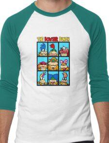 The Bowser Bunch Men's Baseball ¾ T-Shirt