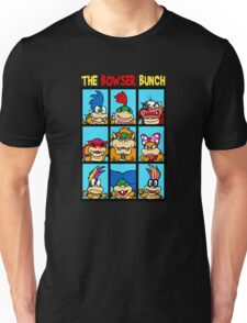 The Bowser Bunch Unisex T-Shirt