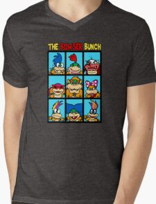 The Bowser Bunch Mens V-Neck T-Shirt