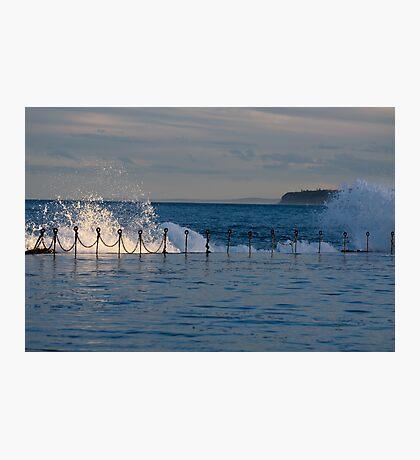 Splash Photographic Print