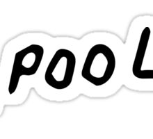 Milpool Simpsons Sticker