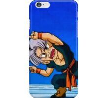 Trunks part Fusion!  iPhone Case/Skin