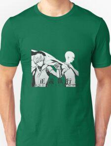 Saitama & Genos Unisex T-Shirt