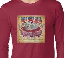 fare thee well - grateful dead Long Sleeve T-Shirt