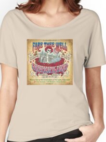 fare thee well - grateful dead Women's Relaxed Fit T-Shirt