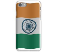 Indian flag iPhone Case/Skin