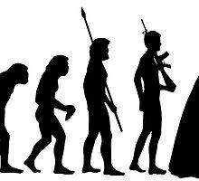 Star Wars Evolution Funny by timur139