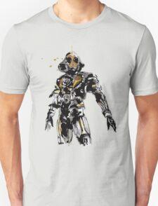 Kamen Rider Ghost Paint Unisex T-Shirt