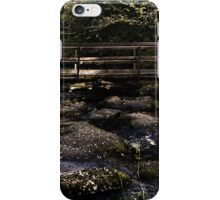 Crossing Point iPhone Case/Skin