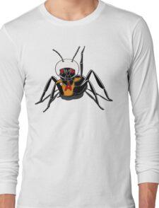 An atomic ant. Long Sleeve T-Shirt