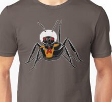 An atomic ant. Unisex T-Shirt