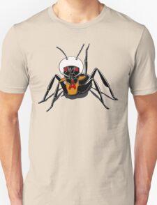 An atomic ant. Unisex T-Shirt