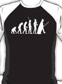 Star Wars Evolution Funny T-Shirt