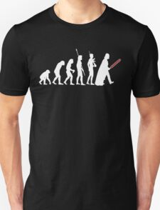 Star Wars Evolution Funny T-Shirt