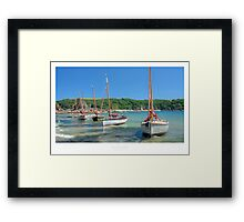 Salcombe Framed Print