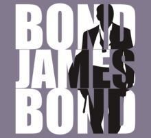 Bond, James Bond by Shaun Beresford