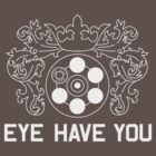 Drebin 893 ~ Eye Have You (Classic) by TwinMaster
