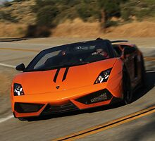Lamborghini Gallardo LP570-4 Spyder Performante - Cornering by Pavle