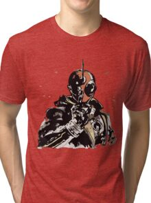 Kamen Rider Ghost Paint Henshin Tri-blend T-Shirt