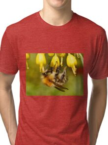 Holding On  Tri-blend T-Shirt