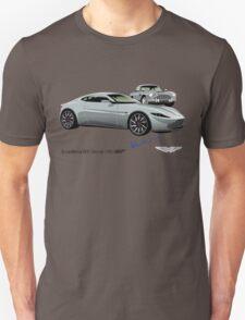 James Bond Aston Martin DB10 from Spectre T-Shirt