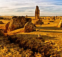 The Pinnacles by Leah Kennedy