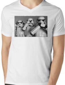 no empire Mens V-Neck T-Shirt