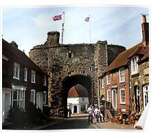 Rye, East Sussex - Landgate Poster