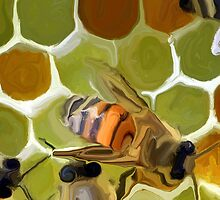 Bee by ChrisButler