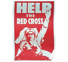 Help the Red Cross 002 Poster