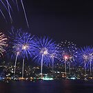 Junieh Fireworks by Joseph Najm
