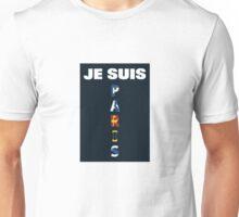 JE SUIS PARIS 1 Unisex T-Shirt