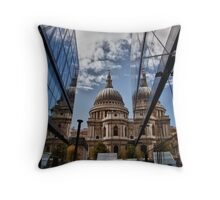 St Pauls Throw Pillow