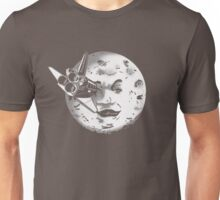 Méliès's moon: Times are changing. Unisex T-Shirt