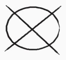Slenderman Symbol T-Shirt