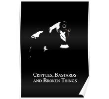 Cripples, Bastards, and Broken Things Poster