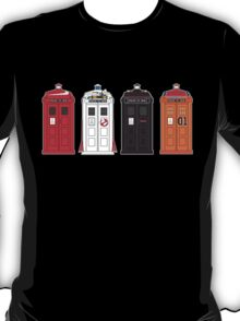 """""""The Icons have the phonebox..."""" T-Shirt"""