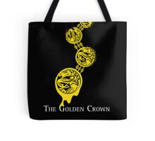 The Golden Crown Tote Bag