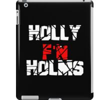 Holly F'N Holms iPad Case/Skin