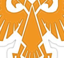 Warhammer 40000 Imperial Guard Eagle Warhammer 40K Video Game Logo Sticker