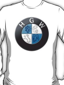 Harry Potter HGW HoGWarts (BMW logo) T-Shirt