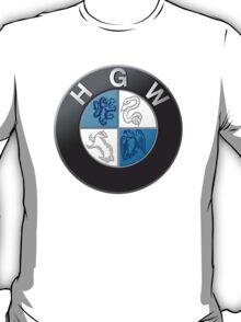 Harry Potter HGW HoGWarts (BMW logo) T-Shirt