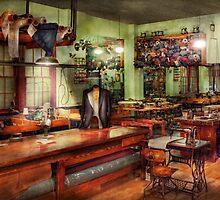 Sewing - Industrial - The sweat shop  by Mike  Savad